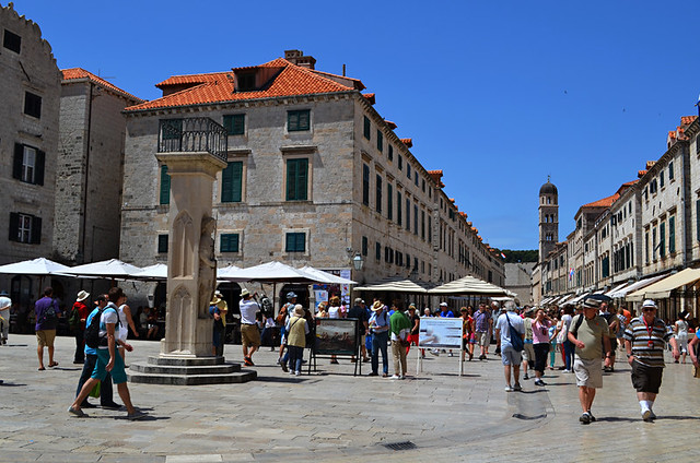 City, Dubrovnik, Croatia