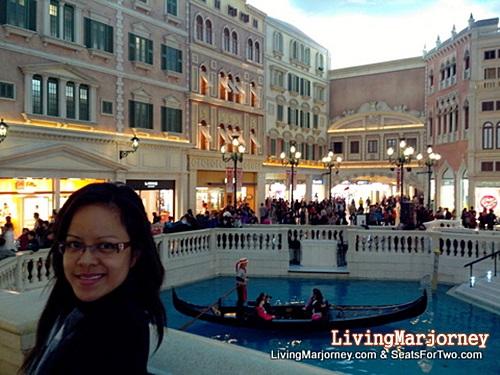 Venetian Hotel in Macau