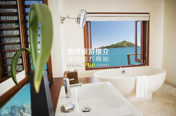 水上别墅浴室