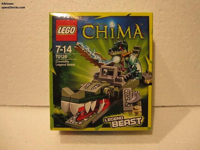Legends of Chima 70126 p1