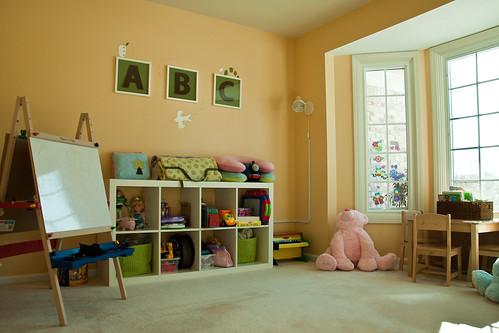 Child's Room Mural