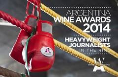 Argentina Wine Awards 2014: el vino argentino se pone a prueba