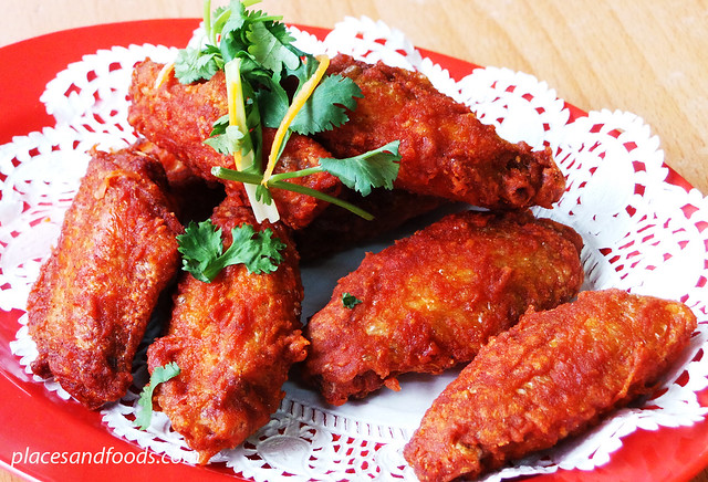 ban leong wah hoe seafood lam yue chicken wings
