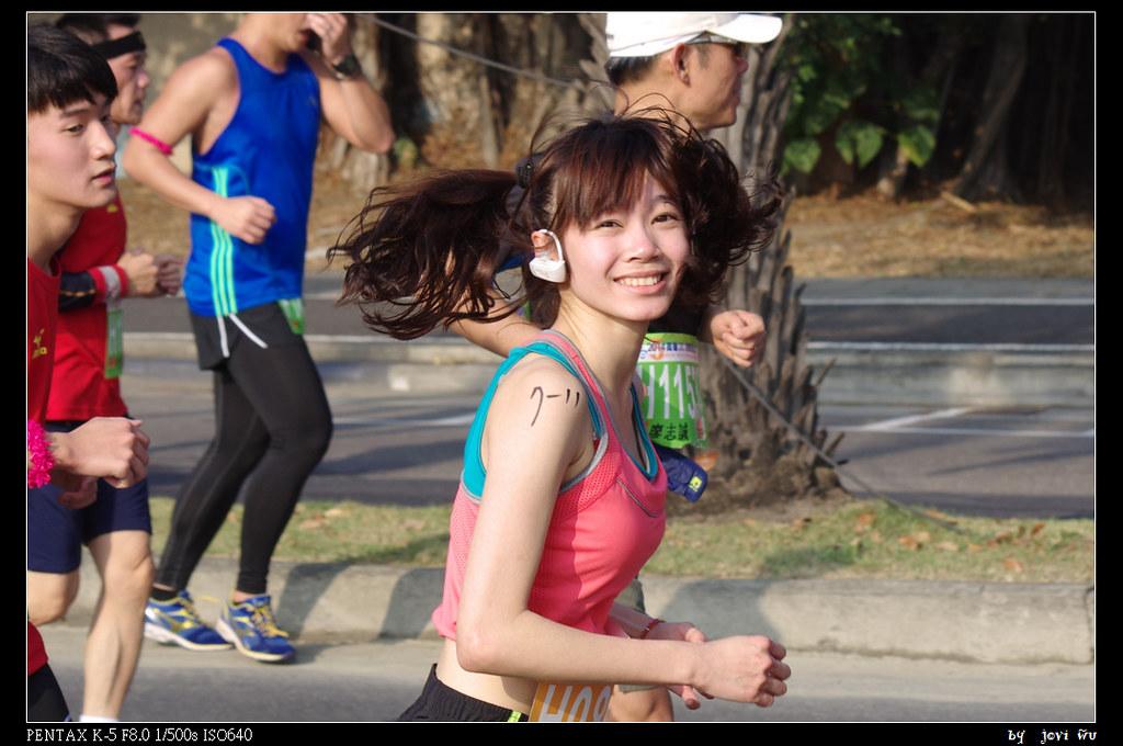 高雄馬拉松!!  天押~我融化惹!!Sigma70-300