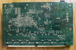 GS108Tv2 Board Back
