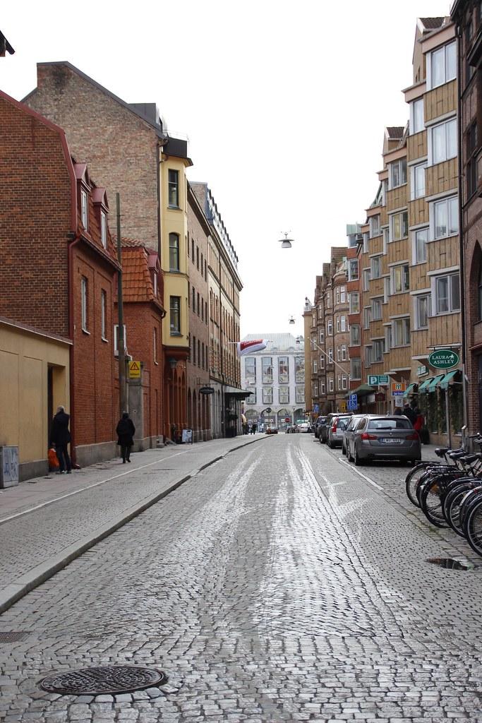 Viajar de Copenhague a Malmo