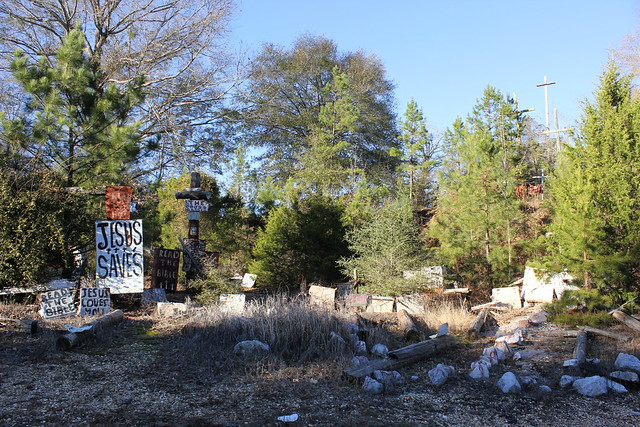 William C. Rice's Cross Garden, Prattville AL