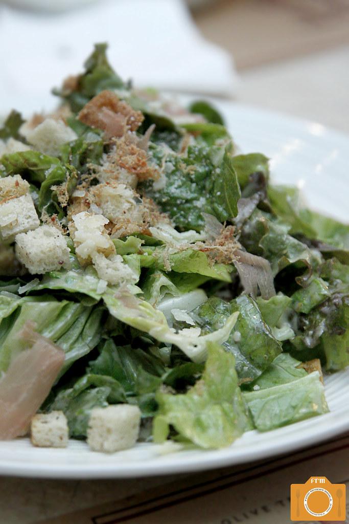 OTKB Caesar Salad