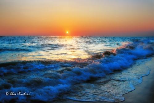 sunset nikon dominicanrepublic caribbean puntacana sunriseovercaribbean blinkagain