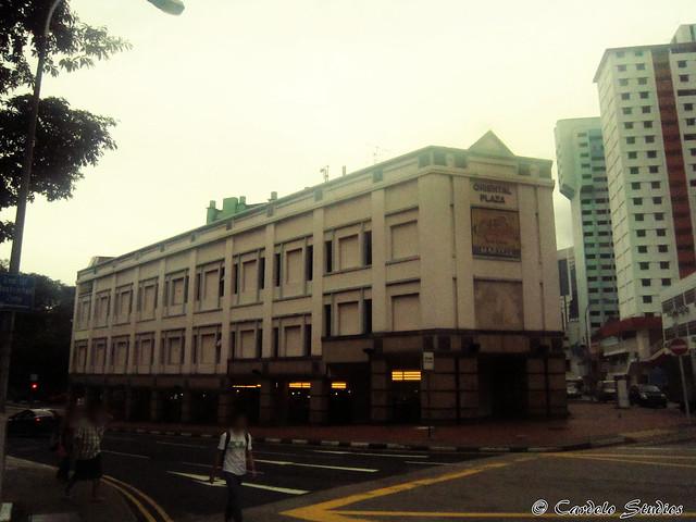 Oriental Plaza 01