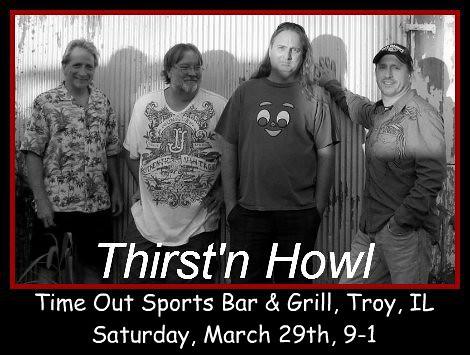 Thirst'n Howl 3-29-14
