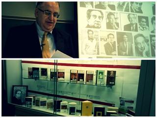 """Coloquio Internacional """"Octavio Paz: Laberintos del Poeta"""" en la Universidad de Ottawa"""