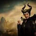 Maleficent at Disney Social Media Moms Celebration by hyku