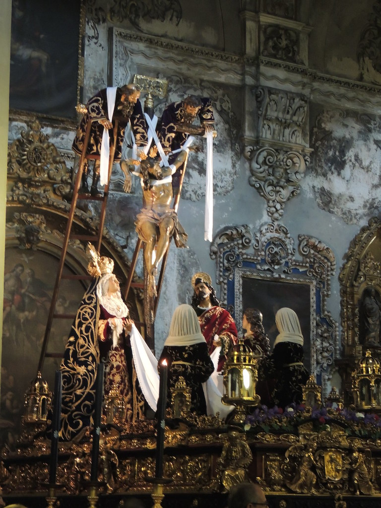 Hermandad de la Quinta Angustia de Sevilla