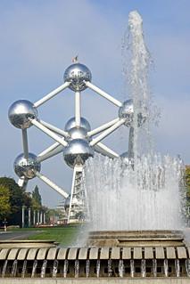 Belgium-6435  - Atomium