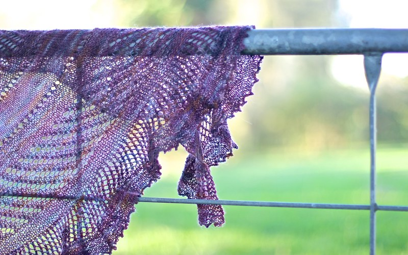 Knitting Without Words