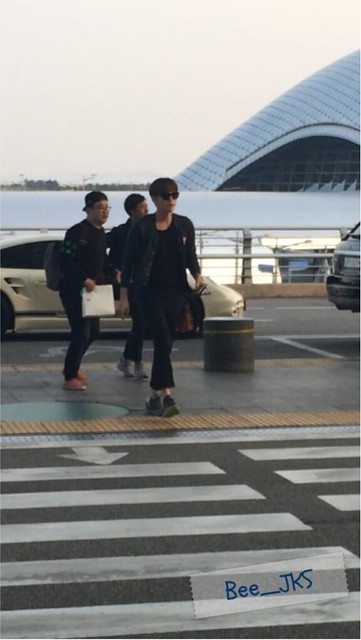 [Pics] JKS departs from Seoul to Beijing_20140425 14019781484_b86e64a461_z