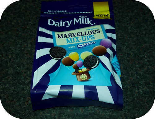 Marvellous Mix Ups with Oreo