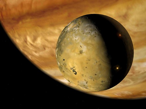 Coolest Space Objects: IO