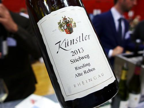Kuenstler Stielweg Riesling 2013