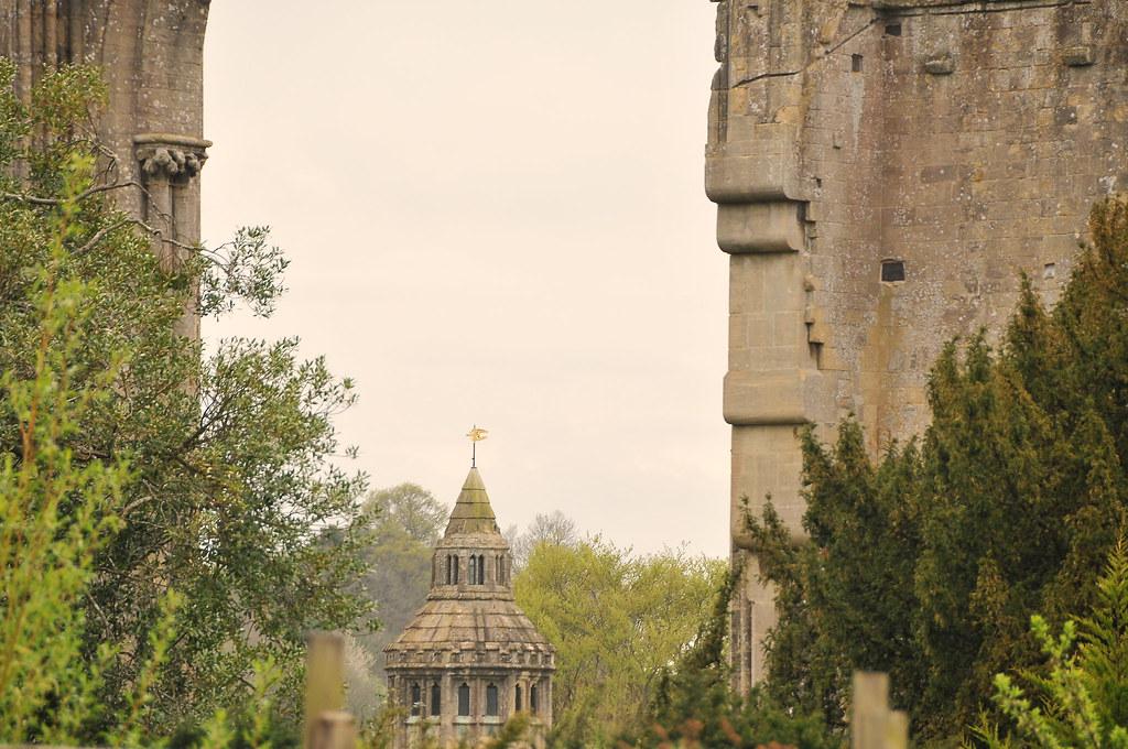 Руины Гластонберийского аббатства