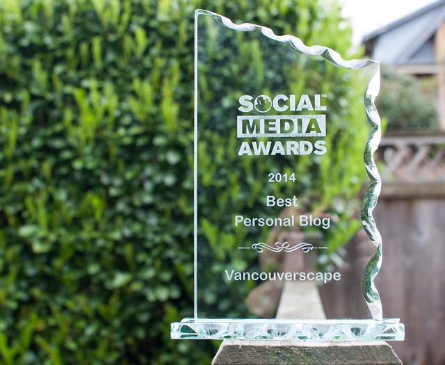 Social Media Award-Vancouverscape
