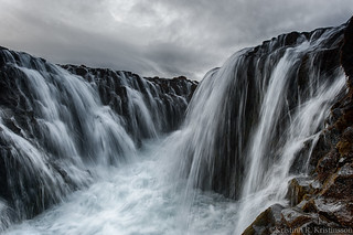 Brúarárfoss-From The Archives