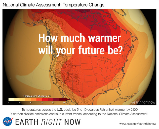 National Climate Assessment Released from Flickr via Wylio
