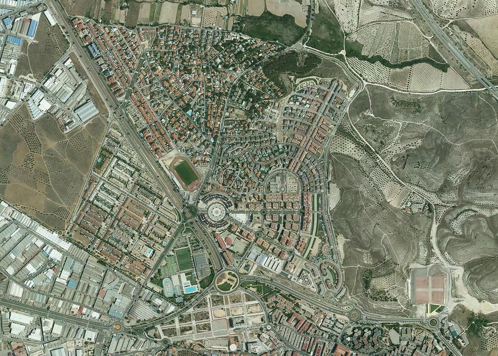 arganda del rey, madrid, argandía shore, después, urbanismo, planeamiento, urbano, desastre, urbanístico, construcción, rotondas, carretera