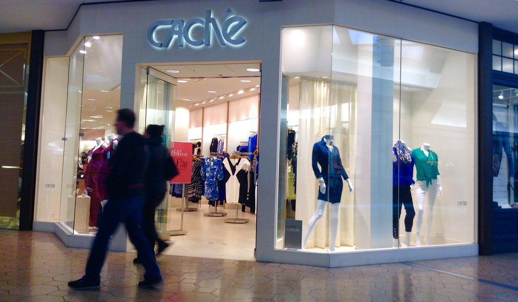 Caché Clothing Cache Store