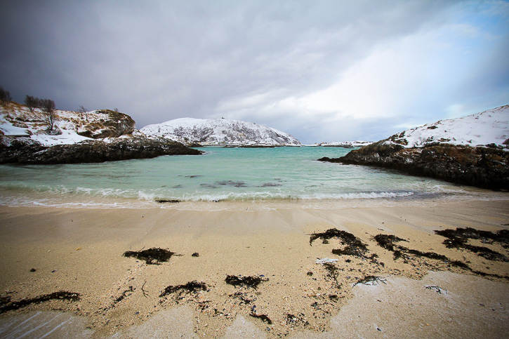 Sommarøy Pohjois-Norja I @SatuVW I Destination Unknown