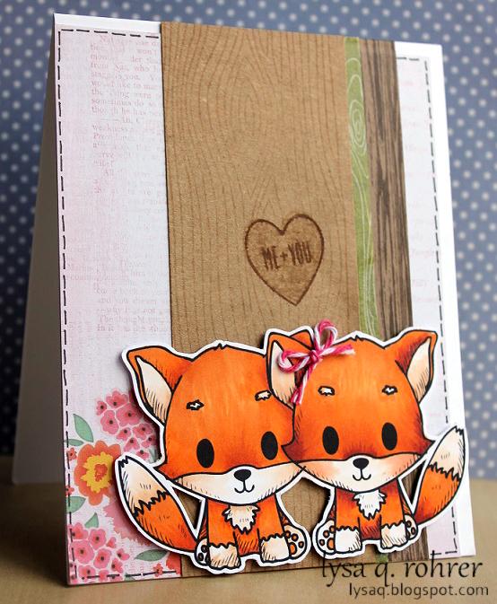 Foxy pair