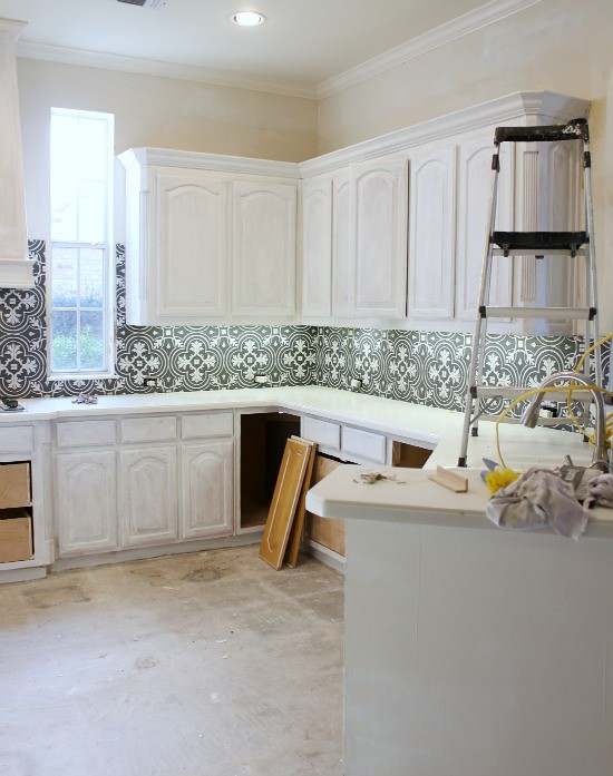 Hi Sugarplum | Kitchen Reno  Progress