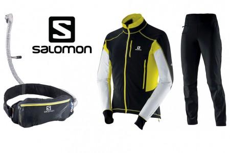 Pro nejlepší: Salomon S-LAB Motion FIT