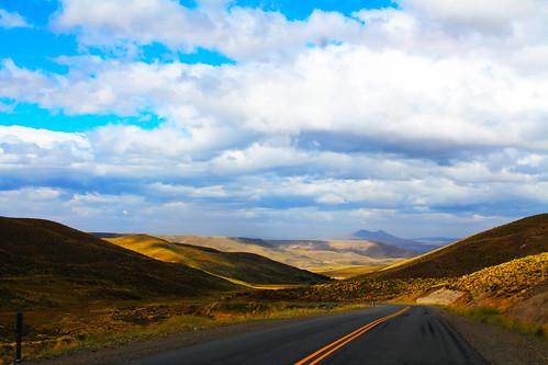 sky argentina clouds landscape carretera paisaje latinoamérica