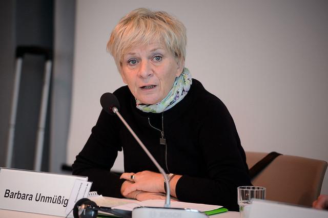 Barbara Unmüßig, President of the Heinrich Böll Foundation  Foto: www.stephan-roehl.de