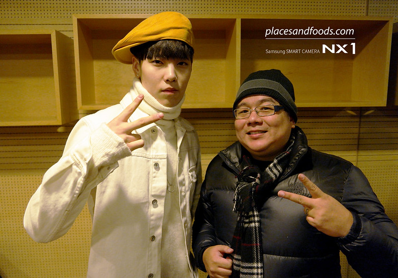 BAP Zelo with Wilson Ng