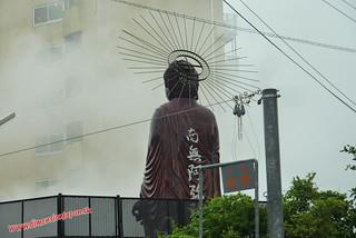 P1060610 Un buda en el infierno (Beppu) 13-07-2010