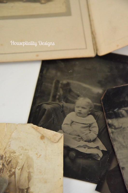 Tin Type Photograph-Housepitality Designs