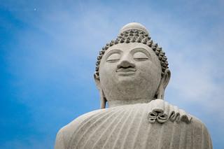 The big Buddha