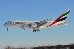 Emirates I Airbus A380 I A6-EDY I YYZ/CYYZ