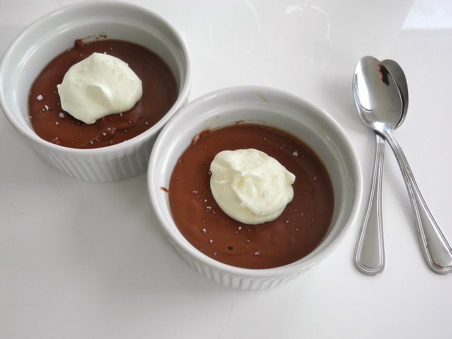 Hilary Stone Soup: Chocolate Pudding