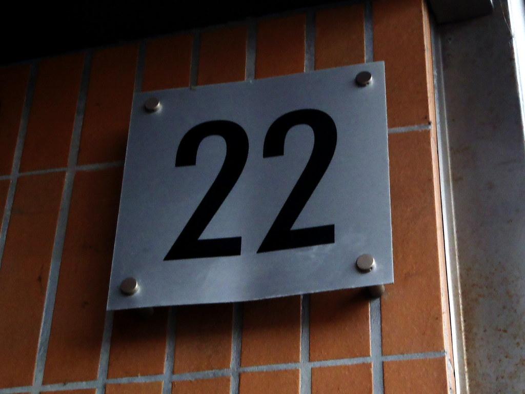 22 square