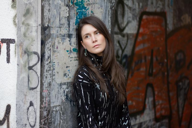 AfterTwoFive.com | Zara Wool Pants | Oasap Turtleneck | Zara Sandal Booties