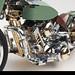 Harley Davidson Cali Style Lowrider by bricksonwheels