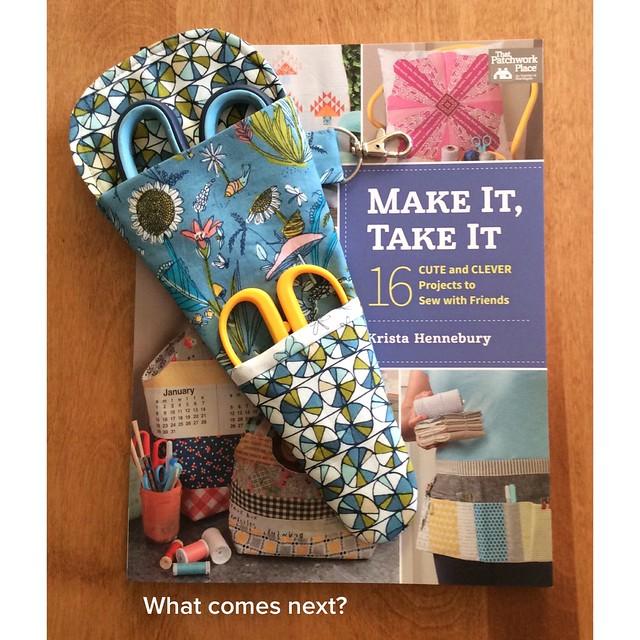 Make It Take It by Krista Hennebury - Poppyprint