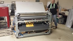 Heidelberg Suprasetter 105 with Single Cassette Autoloader, 3 Lasers 2