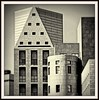 Architectural shapes, downtown Denver, 2012 copy