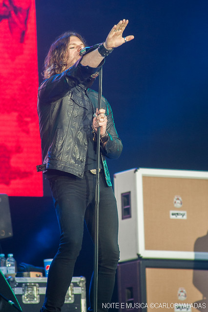 Rival Sons - Rock in Rio Lisboa '16