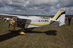G-CCBG Sky Ranger Swift Popham